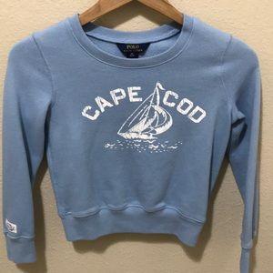 Polo -Ralph Lauren Cape Cod sweatshirt